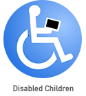 Disabled children
